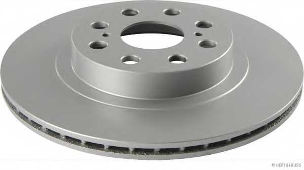 Тормозной диск HERTH+BUSS JAKOPARTS J3312045 - изображение