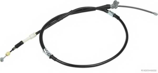 Трос стояночной тормозной системы HERTH+BUSS JAKOPARTS J3922037 - изображение