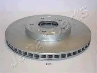 Тормозной диск JAPANPARTS DI-H21 - изображение