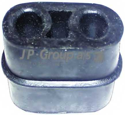 Кронштейн глушителя JP GROUP 1221600800 - изображение