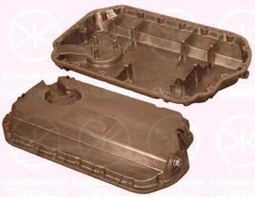 Масляный поддон KLOKKERHOLM 0014473 - изображение