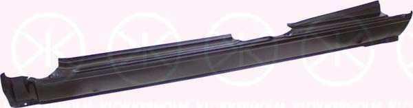 Накладка порога KLOKKERHOLM 0054014 - изображение