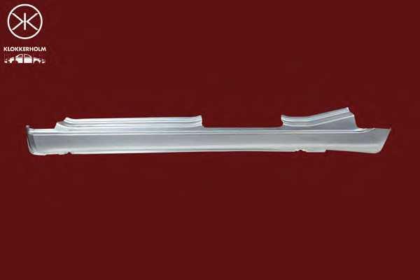 Накладка порога KLOKKERHOLM 1103011 - изображение