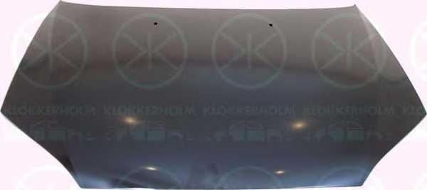 Капот двигателя KLOKKERHOLM 2555280 - изображение