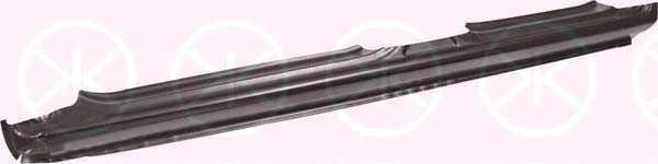 Накладка порога KLOKKERHOLM 2909012 - изображение