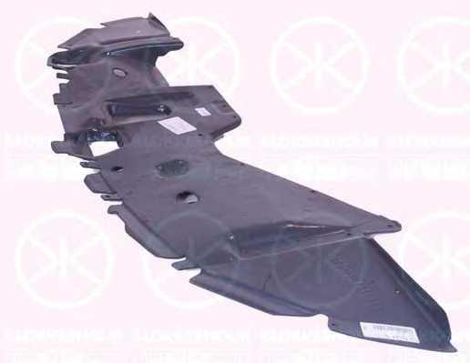 Кожух двигателя KLOKKERHOLM 3720795 - изображение