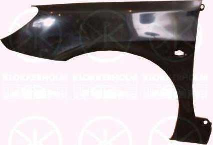 Крыло KLOKKERHOLM 5514312 - изображение