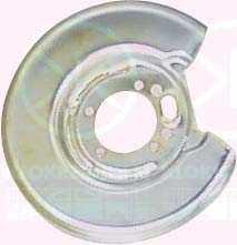 Отражатель, диск тормозного механизма KLOKKERHOLM 9040870 - изображение