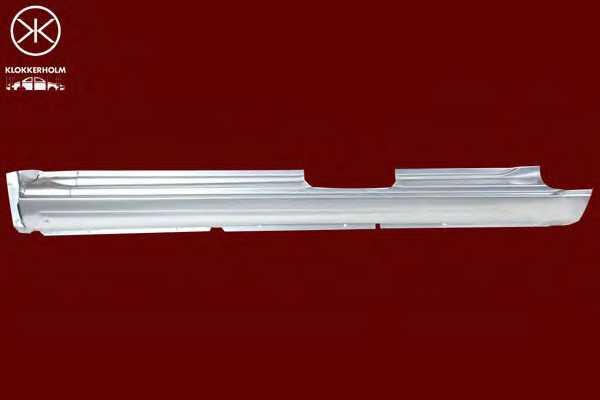 Накладка порога KLOKKERHOLM 9522011 - изображение