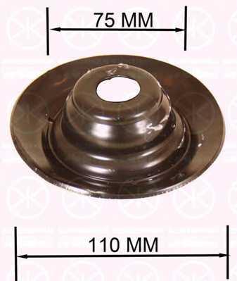 Тарелка пружины KLOKKERHOLM 9522433 - изображение