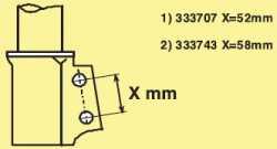 Амортизатор KYB 333743 - изображение