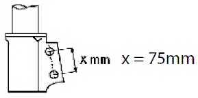 Амортизатор передний для MERCEDES CITAN Mixto, CITAN / RENAULT KANGOO / GRAND KANGOO, KANGOO Express <b>KYB Excel-G 339766</b> - изображение
