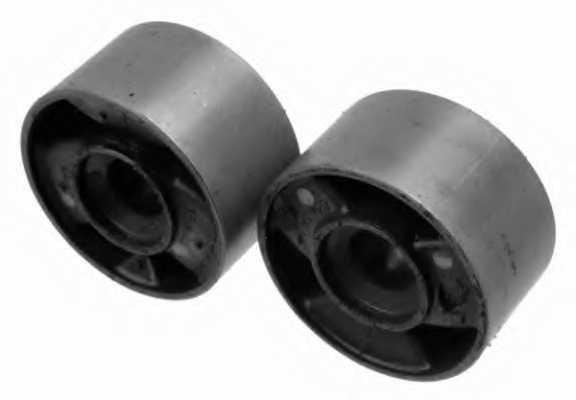 Ремонтный комплект рычага подвески LEMFORDER 10553 01 - изображение