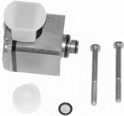 Блок управления, рулевой механизм с усилителем LEMFORDER 10634 01 - изображение