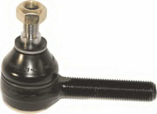 Наконечник поперечной рулевой тяги LEMFORDER 10711 02 - изображение