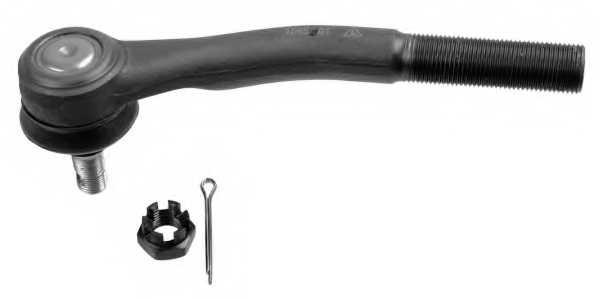 Наконечник поперечной рулевой тяги LEMFORDER 15458 01 - изображение