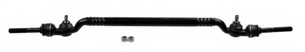 Поперечная рулевая тяга LEMFORDER 15789 02 - изображение