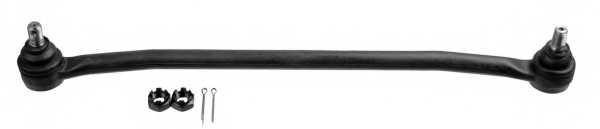 Поперечная рулевая тяга LEMFORDER 19292 02 - изображение