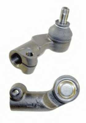 Наконечник поперечной рулевой тяги LEMFORDER 2526001 - изображение