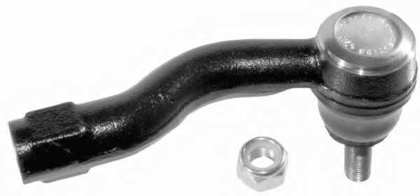 Наконечник поперечной рулевой тяги LEMFORDER 30693 01 - изображение