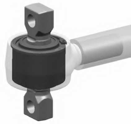 Ремонтный комплект рычага подвески LEMFORDER 30751 01 - изображение