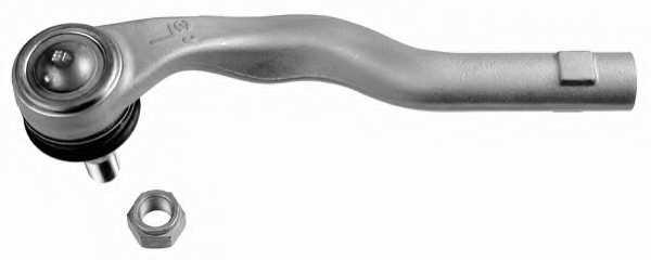 Наконечник поперечной рулевой тяги LEMFORDER 3473201 - изображение