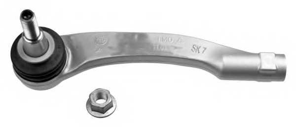 Наконечник поперечной рулевой тяги LEMFORDER 35675 01 - изображение