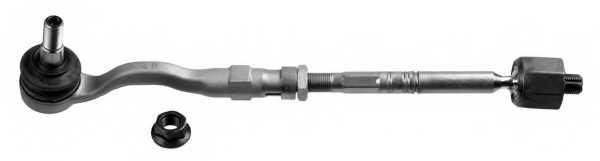 Поперечная рулевая тяга LEMFORDER 35860 01 - изображение