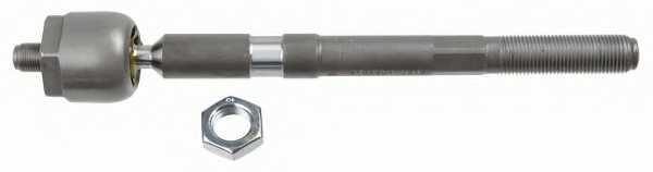 Осевой шарнир рулевой тяги LEMFORDER 37845 01 - изображение