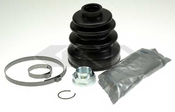 Комплект пылника приводного вала LOBRO 300331 - изображение