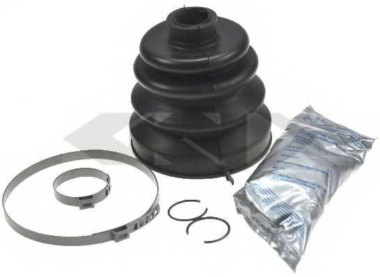 Комплект пылника приводного вала LOBRO 300338 - изображение