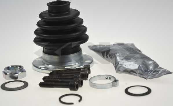 Комплект пылника приводного вала LOBRO 300444 - изображение