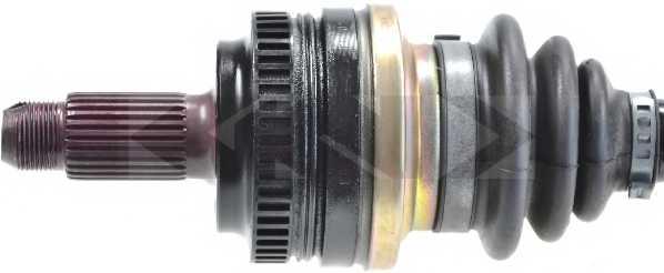 Приводной вал LOBRO 300645 - изображение 1