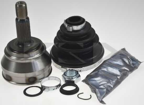 Шарнирный комплект приводного вала LOBRO 301948 - изображение
