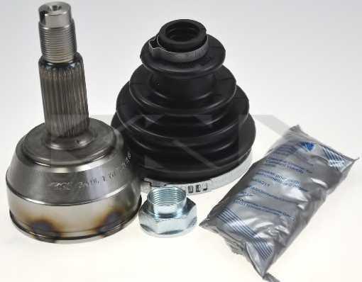 Шарнирный комплект приводного вала LOBRO 301973 - изображение