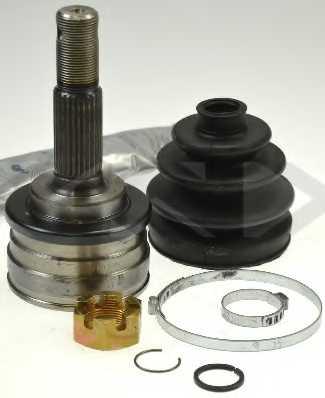 Шарнирный комплект приводного вала LOBRO 301987 - изображение