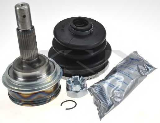 Шарнирный комплект приводного вала LOBRO 301992 - изображение