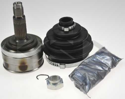 Шарнирный комплект приводного вала LOBRO 302040 - изображение
