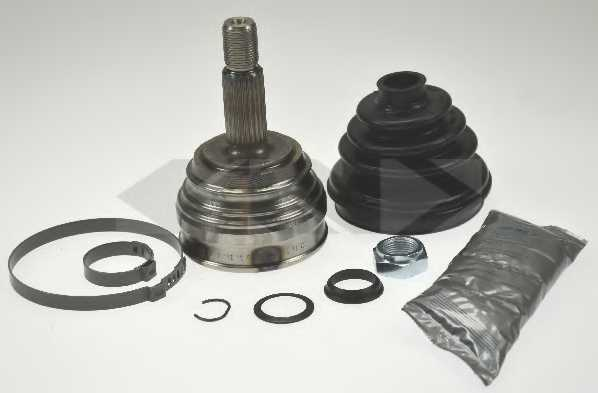 Шарнирный комплект приводного вала LOBRO 302175 - изображение