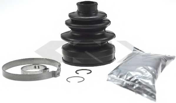 Комплект пылника приводного вала LOBRO 302324 - изображение