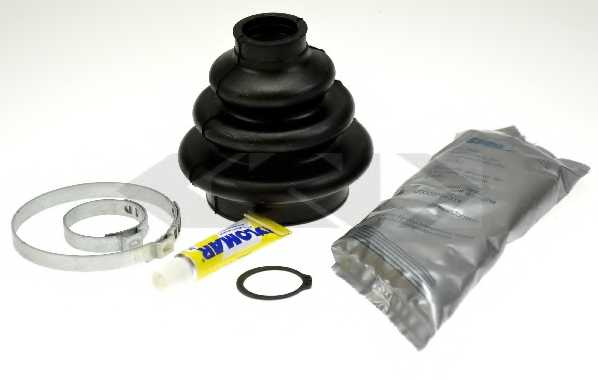 Комплект пылника приводного вала LOBRO 302333 - изображение