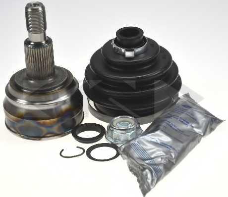 Шарнирный комплект приводного вала LOBRO 302961 - изображение