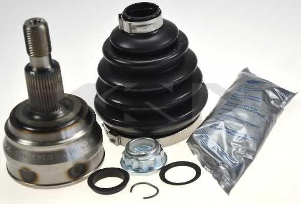 Шарнирный комплект приводного вала LOBRO 302962 - изображение