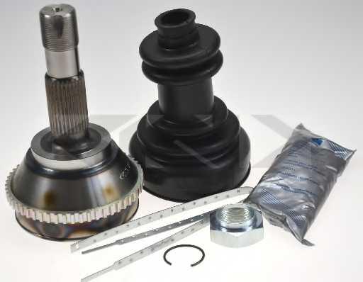 Шарнирный комплект приводного вала LOBRO 303098 - изображение