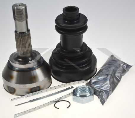 Шарнирный комплект приводного вала LOBRO 303099 - изображение
