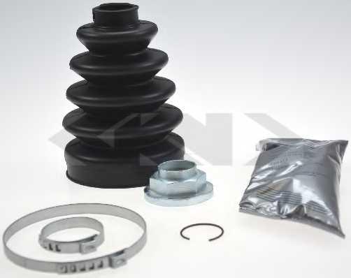 Комплект пылника приводного вала LOBRO 303376 - изображение