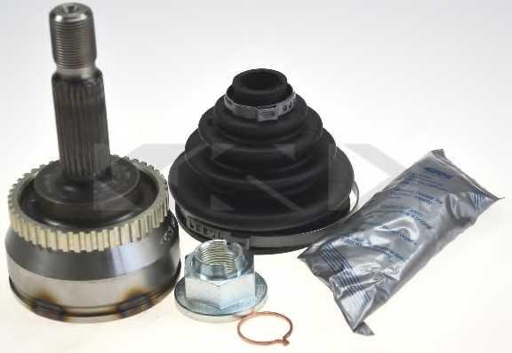 Шарнирный комплект приводного вала LOBRO 303427 - изображение