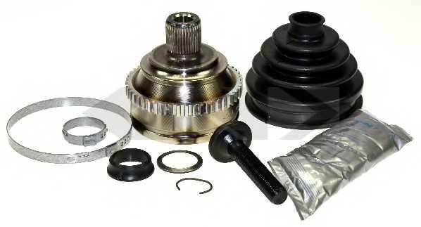 Шарнирный комплект приводного вала LOBRO 303451 - изображение