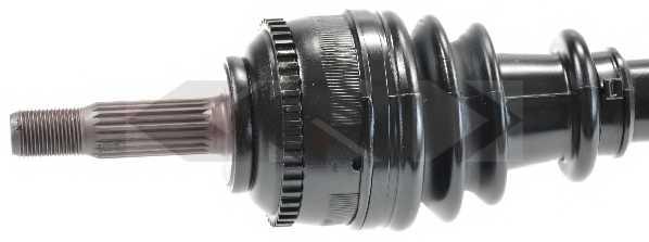 Приводной вал LOBRO 303455 - изображение 1