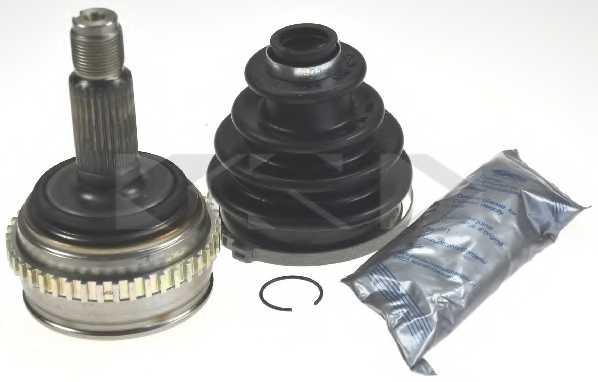 Шарнирный комплект приводного вала LOBRO 303481 - изображение
